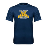 Syntrel Performance Navy Tee-NC A&T Aggies