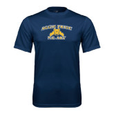 Syntrel Performance Navy Tee-Aggie Pride