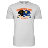 Next Level SoftStyle White T Shirt-Celebration Bowl - VS Design