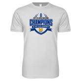 Next Level SoftStyle White T Shirt-2017 Celebration Bowl