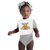 White Baby Bib-NC A&T Aggies