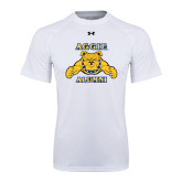 Under Armour White Tech Tee-Alumni