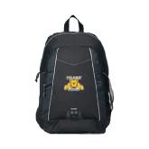 Impulse Black Backpack-NC A&T Aggies