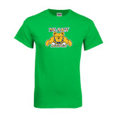 Kelly Green T Shirt-NC A&T Aggies