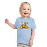 Toddler Light Blue T Shirt-NC A&T Aggies