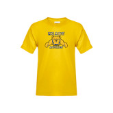 Youth Gold T Shirt-NC A&T Aggies