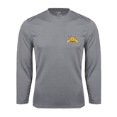 Syntrel Performance Steel Longsleeve Shirt-NC A&T Aggies