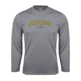 Performance Steel Longsleeve Shirt-Arched North Carolina A&T