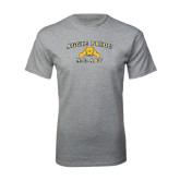 Grey T Shirt-Aggie Pride