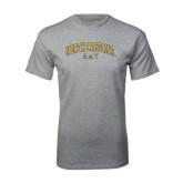 Sport Grey T Shirt-Arched North Carolina A&T