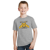 Youth Grey T-Shirt-NC A&T Aggies
