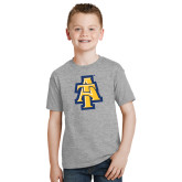 Youth Sport Grey T Shirt-AT