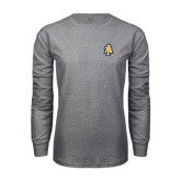 Grey Long Sleeve TShirt-AT
