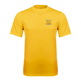 Syntrel Performance Gold Tee-NC A&T Aggies