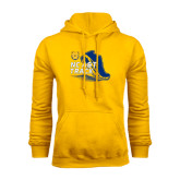 Gold Fleece Hoodie-Cross Country Sneaker