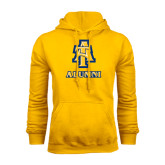 Gold Fleece Hood-Alumni