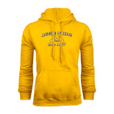 Gold Fleece Hood-Aggie Pride