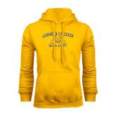 Gold Fleece Hood-Aggie Pride