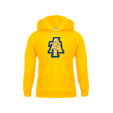 Youth Gold Fleece Hoodie-AT
