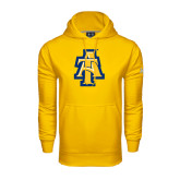 Under Armour Gold Performance Sweats Team Hood-AT