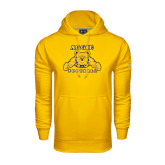 Under Armour Gold Performance Sweats Team Hood-Football