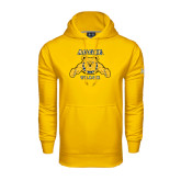Under Armour Gold Performance Sweats Team Hoodie-Track