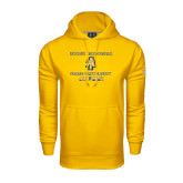 Under Armour Gold Performance Sweats Team Hood-Alumni