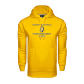 Under Armour Gold Performance Sweats Team Hood-Dad