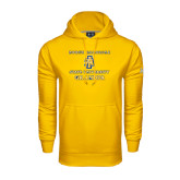 Under Armour Gold Performance Sweats Team Hood-Grandpa