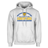 White Fleece Hoodie-2017 Celebration Bowl