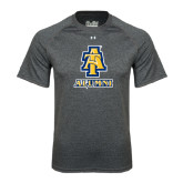 Under Armour Carbon Heather Tech Tee-Alumni