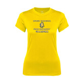 Ladies Syntrel Performance Gold Tee-Grandma