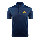 Navy Dry Mesh Polo-NC A&T Aggies