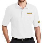 White Easycare Pique Polo-2017 Celebration Bowl
