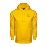 Under Armour Gold Performance Sweats Team Hoodie-NC A&T Aggies