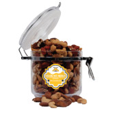 Deluxe Nut Medley Round Canister-NC A&T Aggies