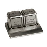 Icon Action Dice-North Carolina A&T University Engraved