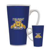 Full Color Latte Mug 17oz-NC A&T Aggies