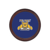 Round Coaster Frame w/Insert-NC A&T Aggies