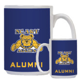 Alumni Full Color White Mug 15oz-NC A&T Aggies