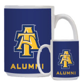 Alumni Full Color White Mug 15oz-AT