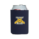 Collapsible Navy Can Holder-NC A&T Aggies