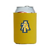 Collapsible Gold Can Holder-AT