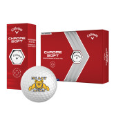 Callaway Chrome Soft Golf Balls 12/pkg-NC A&T Aggies
