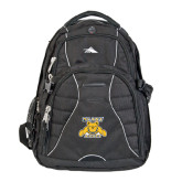 High Sierra Swerve Compu Backpack-NC A&T Aggies