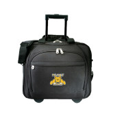 Embassy Plus Rolling Black Compu Brief-NC A&T Aggies