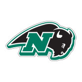 Large Decal-N w/Bison, 12 in W