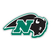 Extra Large Decal-N w/Bison, 18 in W