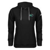 Adidas Climawarm Black Team Issue Hoodie-N w/Bison