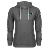 Adidas Climawarm Charcoal Team Issue Hoodie-Bison